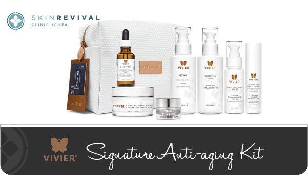 Vivier Signature Anti-aging Kit